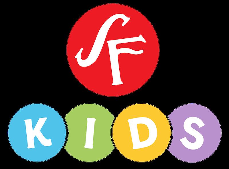 Stor logotyp för SF Kids
